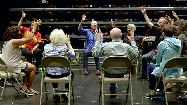 Community Stories: A Healing Act: Improv for People with Memory Loss