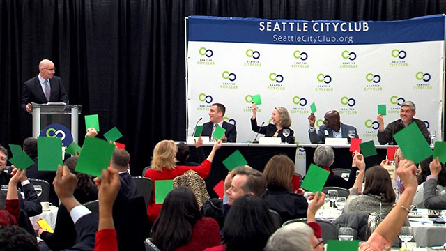 Town Square: Seattle CityClub 2019 Year In Review