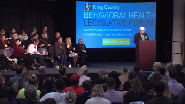King County Behavioral Health Legislative Forum 2019