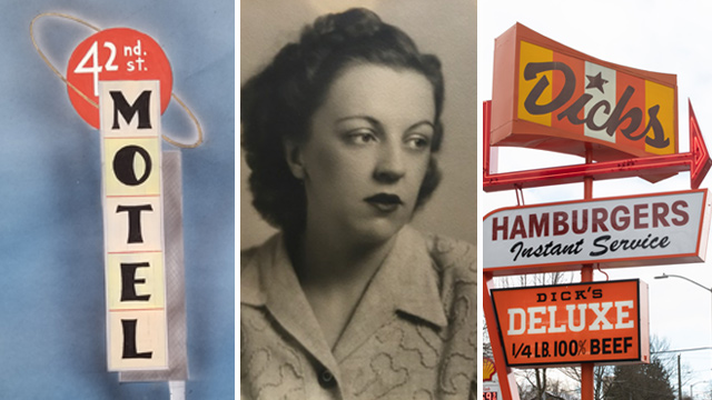"Local historian Brad Holden celebrates ""Seattle's Queen of Neon"""