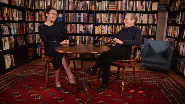 Book Lust with Nancy Pearl featuring Emily Nemens