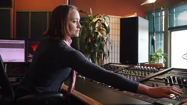 Mastering sound: Rachel Field goes to 11