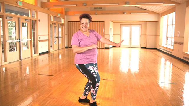 Soul Line Dance | Seattle Parks and Recreation, Lifelong Recreation Program