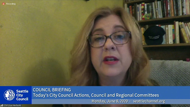 Council Briefing 6/8/20