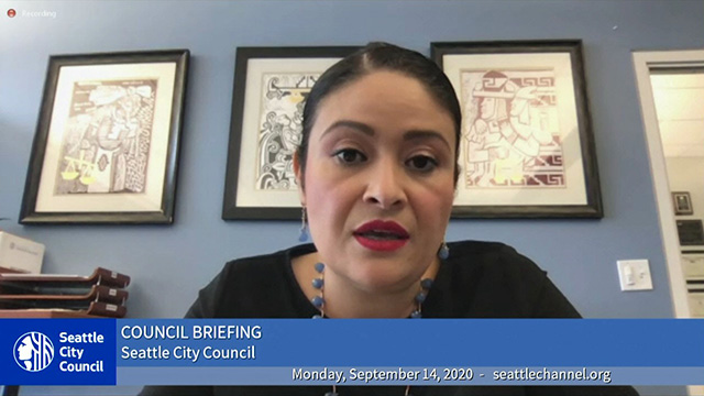 Council Briefing 9/14/20