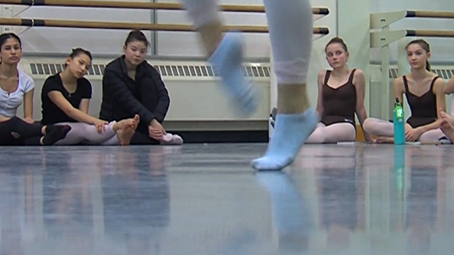 CityStream: Young women work to break glass ceiling in ballet