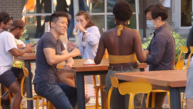 CityStream: Outdoor Dining, Pop-up Performance & Designing Dance