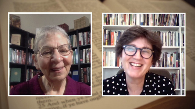 Book Lust with Nancy Pearl featuring Kathleen Flenniken