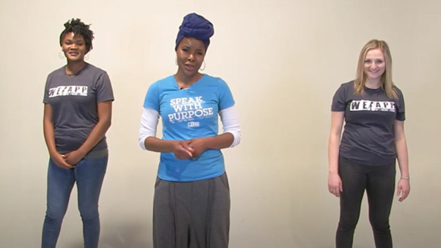 Body Movement: Super Simon Says with Toyia T. Taylor + We.APP
