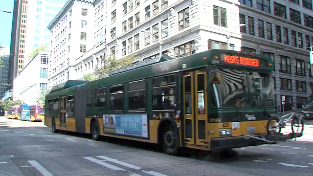 City Inside/Out Local Issues: Election 2020 - Seattle Transit Tax (Prop. 1)