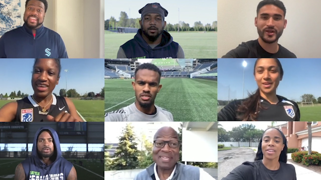 CityStream: Seattle Unite Teams Up with Pro Athletes to Get Out the Vote