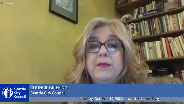 Council Briefing 10/19/20