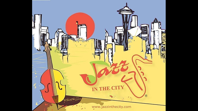 Front Row: Jazz in the City's 2021 Seattle Jazz as Culture Festival