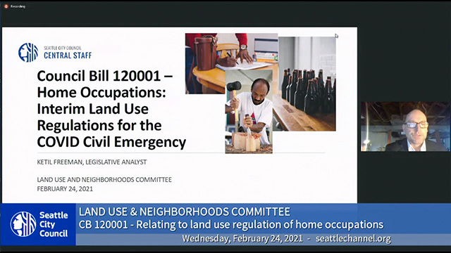 Land Use & Neighborhoods Committee 2/24/21