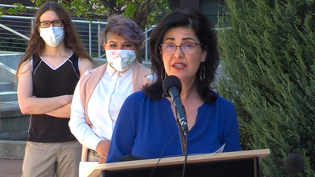 "Morales, community call for close to ""lease termination loophole"""