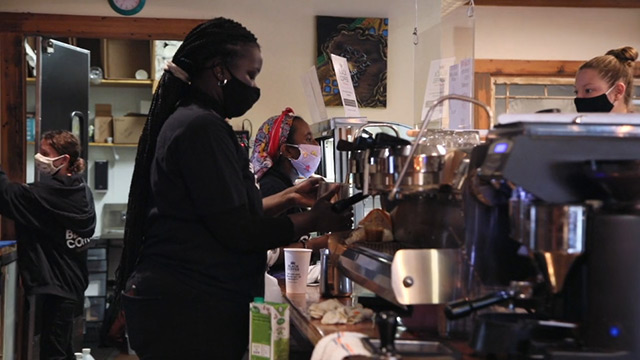 CityStream: Black Coffee Northwest thrives during the pandemic