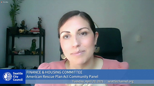 Finance & Housing Committee 4/20/21